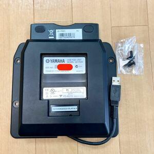 YAMAHA USBFDDユニット フロッピーディスクドライブ