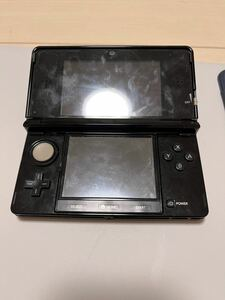 3DS本体 ブラック 任天堂3DS本体 任天堂 Nintendo 3DS Nintendo ニンテンドー3DS 動作確認済み