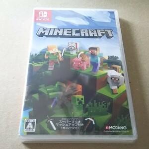 【Switch】マインクラフト Minecraft ☆ 未開封