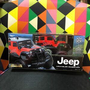Jeep WRANGLER RUBICON ラジコン 正規ライセンス商品
