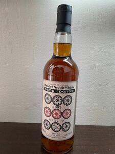 ヘンプスパロー 九筒 ブレンデッドスコッチウイスキー 1993 27年 45.2% 700ml