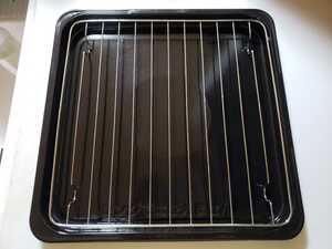 日立 オーブンレンジ 角皿 カクザラ オーブン皿 MRO-N70 002 と、 MRO-CS7001 焼き網 共に使用1.2回