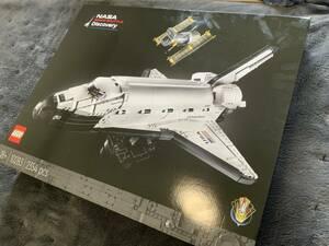 新品 未開封 レゴ スペースシャトル ディスカバリー号 10283 LEGO クリエイターエキスパート クリスマス 誕生日 おもちゃ 男の子 宇宙