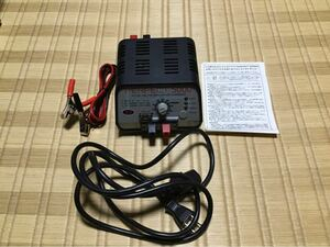 パーフェクト5000 ニカド用充電器