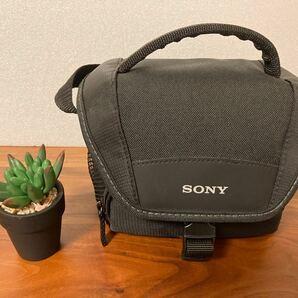 SONY ソニー ショルダーバッグ ソフトキャリングケース カメラケース LCS-U11
