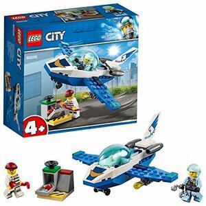 レゴ(LEGO) シティ ジェットパトロール 60206 ブロック おもちゃ 男の子