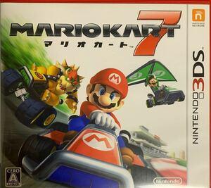 マリオカート7 ソフト ニンテンドー3DS Nintendo 3DS 任天堂
