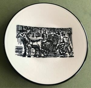 陶器皿2枚セット