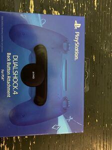 PlayStation4 DUALSHOCK4 背面追加アタッチメント