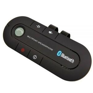 注目★☆Bluetooth ハンズフリー カーキット ワイヤレス スピーカー電話 MP3 音楽プレーヤー サンバイザー クリップ