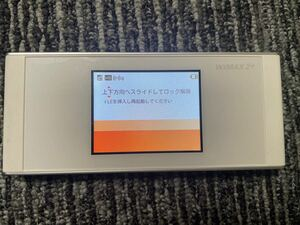 WiMAX 2 Speed Wi-Fi NEXT W05 HWD36