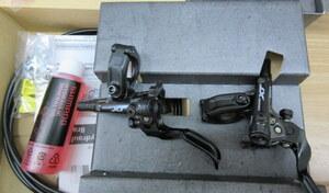 シマノ DEORE XT BL-M8100 油圧ブレーキレバー 新品箱入り