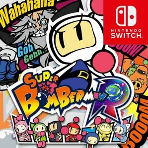 【新品】Nintendo Switch スーパーボンバーマン R
