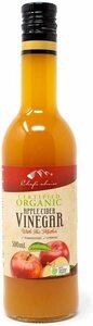 シェフズチョイス オーガニックアップルサイダービネガー withマザー 500ml Organic Apple Cider Vi