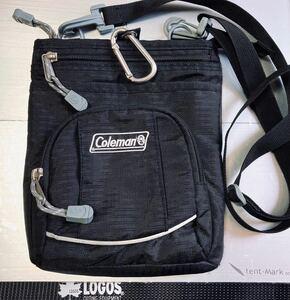 Coleman コールマン ショルダーバッグ サコッシュ 廃番貴重モデル 超美品