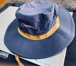 berghaus バーグハウス SIDE MESH BRIM HAT Mサイズ 新品未使用品