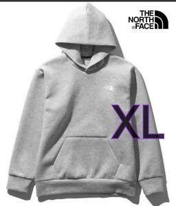 THE NORTH FACE ノースフェイス テックエアースウェットワイドフーディ メンズXL 灰色