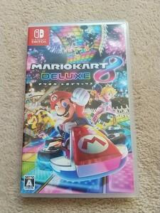 マリオカート8デラックス Nintendo Switch ソフト ニンテンドースイッチ 任天堂