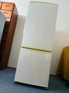 SHARP 2ドア 冷凍冷蔵庫