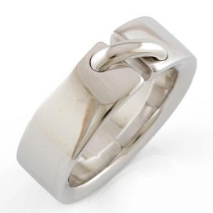 Chaumet ショーメ K18WG リング 指輪 リアン ドゥ ショーメ 11号 18金 K18ホワイトゴールド【BJ】 中古