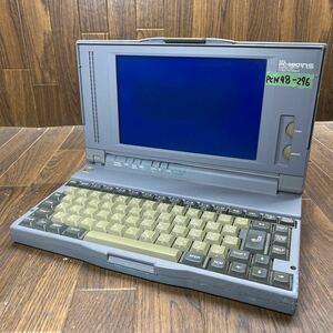 PCN98-296 激安 PC98 ノートブック NEC PC-9801NS-20 通電不可 ジャンク