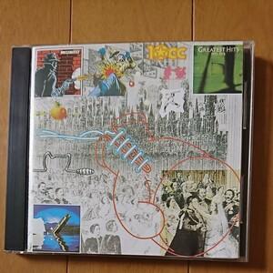 グレイテスト・ヒッツ1972~1978/10cc【CD】