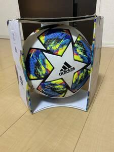 新品アディダス フィナーレ 公式5号球 チャンピオンズリーグ