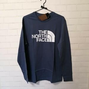 【新品】THE NORTH FACE HALF DOME Tee M インディゴ