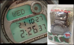 10275[T]電池交換済み♪未使用■CASIOカシオ/G-SHOCK/DW-8800/メンズ腕時計/デジタル/CODE NAME CIPHER/MASAIMARA(マサイマラ)ライオン