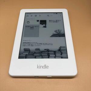 Amazon Kindle 電子書籍リーダーWP63GW白