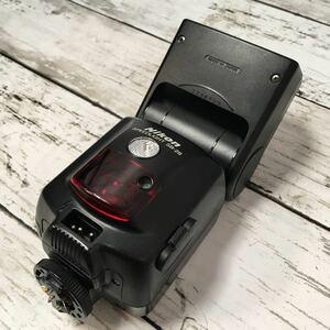 6A Nikon SPEEDLIGHT SB-28 カメラアクセサリー ニコン スピードライト 動作確認済み 難あり ジャンク ストロボ フラッシュ 1000~