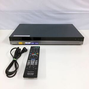 【中古】SONY ソニー BD・HDDレコーダー BDZ-AT970T ブルーレイレコーダー B-CASカード リモコン付き