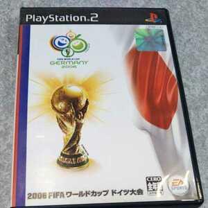 PS2/2006FIFAワールドカップドイツ大会 EAスポーツ 返金保証付き