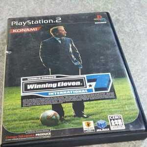 PS2/ワールドサッカー・ウイニングイレブン7インターナショナル コナミ 返金保証付き