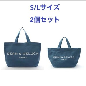 DEAN&DELUCA ディーン&デルーカ トートバッグ S/Lサイズ