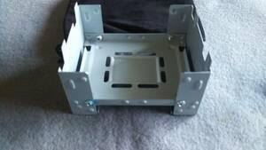 送料無料 固形燃料ストーブ ポケットストーブ 2個セット収納袋付き アウトドア キャンプ用品 ソロキャンプ クーポン消化