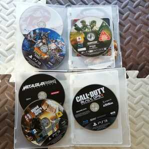 PS3ソフト 9枚セット 動作確認済み 送料無料 ドラクエヒーローズ バイオハザード グラセフ