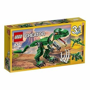 新品レゴ(LEGO) クリエイター ダイナソー 31058 ブロック おもちゃ 女の子 男の子CC0F