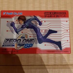 GBA ゲームボーイアドバンス ZERO ONE SP