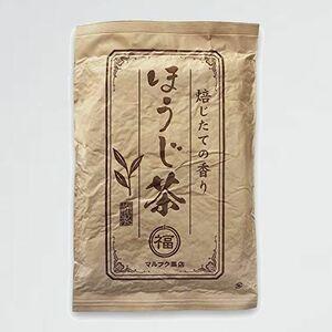 好評 新品 ほうじ茶 極上 B-PR 100% 使用 300g 深蒸し 静岡茶 日本一の大茶園 牧之原台地産 日本茶[マルフク 茶葉]静岡 秋摘み