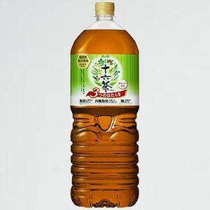 新品 未使用 「アサヒ アサヒ飲料 J-6Z ×6本 デカフェ・ノンカフェイン 十六茶プラス」3つのはたらき お茶 2000ml