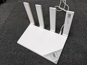 HUAWEI WiFi AX3 11ax ルーター Wi-Fi 無線LANルーター