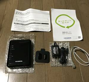 送料無料! 無線LANルーター I-O DATA「WN-G300R3」
