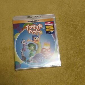 ディズニー DVD Blu-ray【 インサイド・ヘッド】