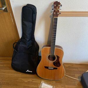 綺麗 James J-500DNAT ジェームス エレアコ アコースティックギター