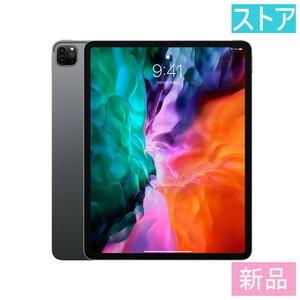 Новый товар  Apple iPad Pro 12.9 дюйм   первый 4 поколение  Wi-Fi 1TB 2020 год  весна  модель  MXAX2J/A  пространство  Серый   таблетка  ( Wi-Fi/12.9 дюйм / память :/1TB)