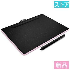 新品・ストア★ペンタブレット ワコム Intuos Mediumワイヤレス CTL-6100WL/P0 ピンク 新品・未使用