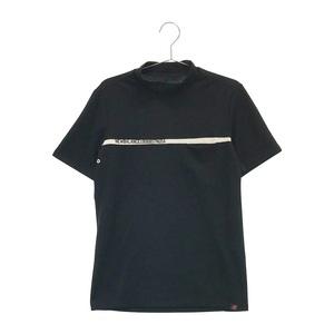 【即決】NEW BALANCE ニューバランス ハイネック半袖Tシャツ ブラック系 4 [240001602721] ゴルフウェア メンズ