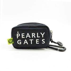 【即決】PEARLY GATES パーリーゲイツ ボールケース ネイビー系 [240001607312] ゴルフウェア