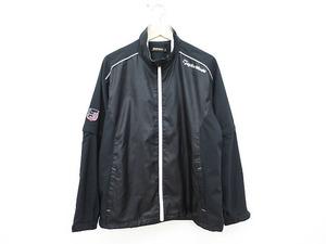 【1円】TAYLOR MADE テーラーメイド 2WAYジャケット ブラック L [240001127274]